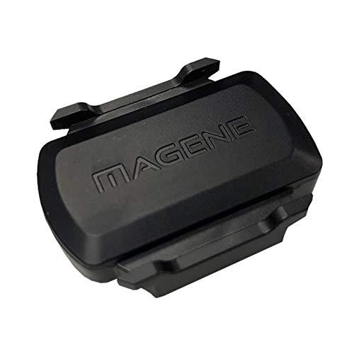 VAZON Sensor de velocidad o cadencia de ciclismo S3+, ANT+ y Bluetooth 4.0 inalámbrico para bicicleta con sensor RPM para entrenadores de bicicleta de interior o ordenador de bicicleta