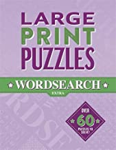 Large Print Puzzles: Wordsearch Extra