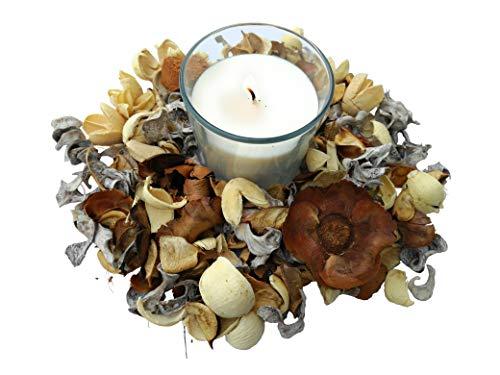 Dofta Deko Potpourri Getrocknete Blumen Vanille Duft Raumduft Raumdeko Blüten Natur