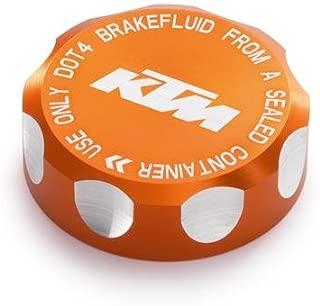 NEW KTM REAR BRAKE RESEVOIR CAP 690 1190 1290 2008-2017 RC8 DUKE ADVENTURE SUPERDUKE 61313962000