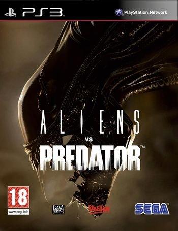 Aliens Versus Predator - Hunter Edition PS3