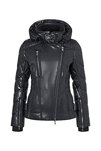 Bogner Sport Ladies Drew-D Schwarz, Damen Daunen Freizeitjacke, Größe 38 - Farbe Black