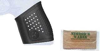 Nimrod's Wares Pachmayr Tactical Grip Sleeve for Taurus PT709 Slim Microfiber Cloth