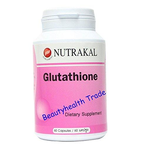 Nutrakal Glutathione 60 capsules.(Beautyhealth Trade)