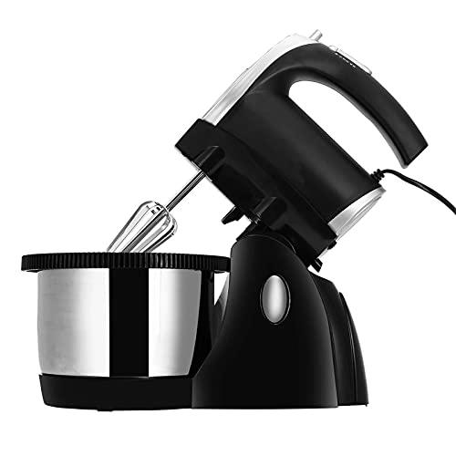 QiHaoHeji Robot da Cucina Elettrico da Cucina 220V 500w Pasta Crema da Miscelatore Uova Beater Food...