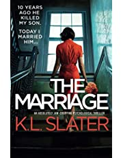 The Marriage: An absolutely jaw-dropping psychological thriller