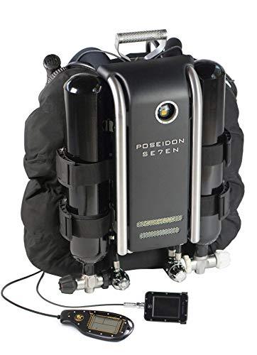 HTD Poseidon Trimix Rebreather SE7EN Tec Package EU + Tauchcomputer M28