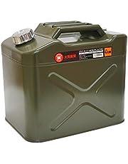 PLOW ガソリン携行缶 アーミーグリーン (20L)