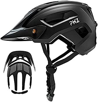PHZ. Bike Helmet with Adjustable System Ideal for Bicycle Road Bike