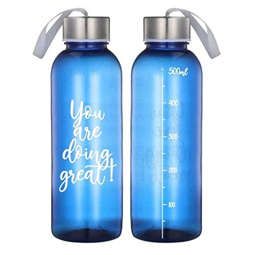 Jocca Botella DE Agua TRITAN