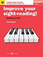 Improve Your Sight-reading! Piano, Pre-grade 1 (Faber Edition: Improve Your Sight-reading)