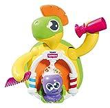 TOMY Toomies Schildkröten Friseursalon – Lustiges Wasserspielzeug für Badewanne und...