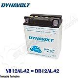 DFC SRL Yb12al-A2 Dynavolt Batteria Compatibile Con Aprilia 150 Scarabeo 4t Rotax 99/02