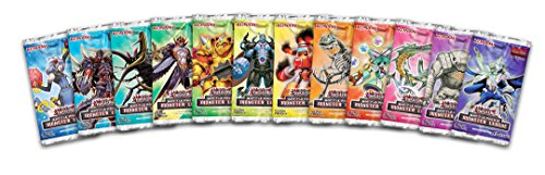 Yu-Gi-Oh! Battle Pack 3: Monster League Lot of 5 Booster Packs