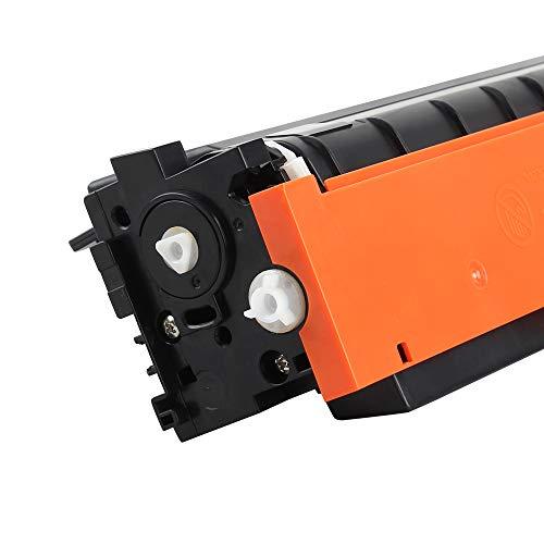 True Image Compatible Toner Cartridge Replacement for HP 410A CF410A CF410X 410X 410 Laserjet Pro MFP M477fdw M477fdn M477fnw M452nw M452dw M452dn M477 M452 (Black, 1-Pack) Photo #3