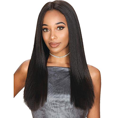 Zury Sis Human Blend Wig Collection-Lace Front Wig-PM-360 LACE SIA (SOM RT BURGUNDY)