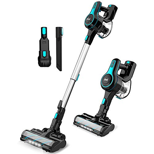 Cordless Vacuum Cleaner Lightweight Powerful Suction Stick...