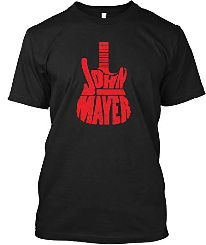 John Mayer 1 Tee|T-Shirt Black