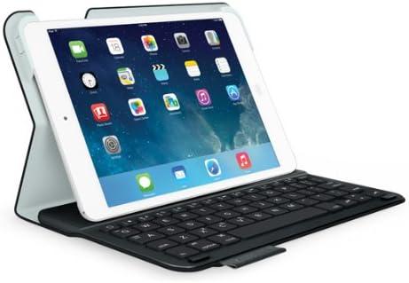 Logitech Ultrathin Keyboard Folio for iPad Mini - Carbon Black (Textured)
