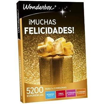 WONDERBOX Caja Regalo -DESCUBRE EUSKADI Y SU Entorno- 1.020 experiencias para Dos Personas: Amazon.es: Deportes y aire libre