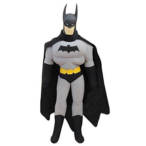 dingtian Peluche 8 Super Hero Toy Batman Cartoon Figure Doll Figura di Film di Alta qualità Giocattoli di Peluche per Bambini Regalo di Natale per Bambini