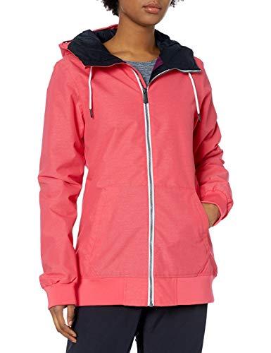 Volcom Damen Snowboardjacke Alesk Ins Jkt, Bright Rose, S, H0451808RSE