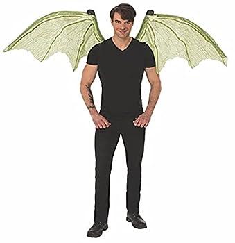 Rubie s Mechanical Wings Costume Accessory Green