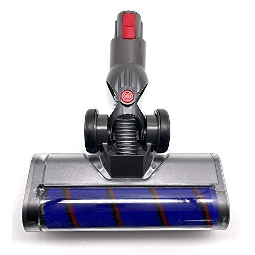 IZSOHHOME Spazzola per aspirapolvere MotorHead compatibile con DYS0N V7 V8 V10 V11 Aspirapolvere Spazzola per pavimenti con rullo e aspirazione potenziata