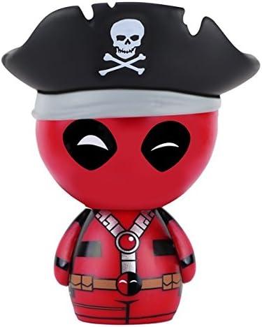 Funko Dorbz: Marvel Pirate Popular brand in the world Memphis Mall Figure Deadpool Action