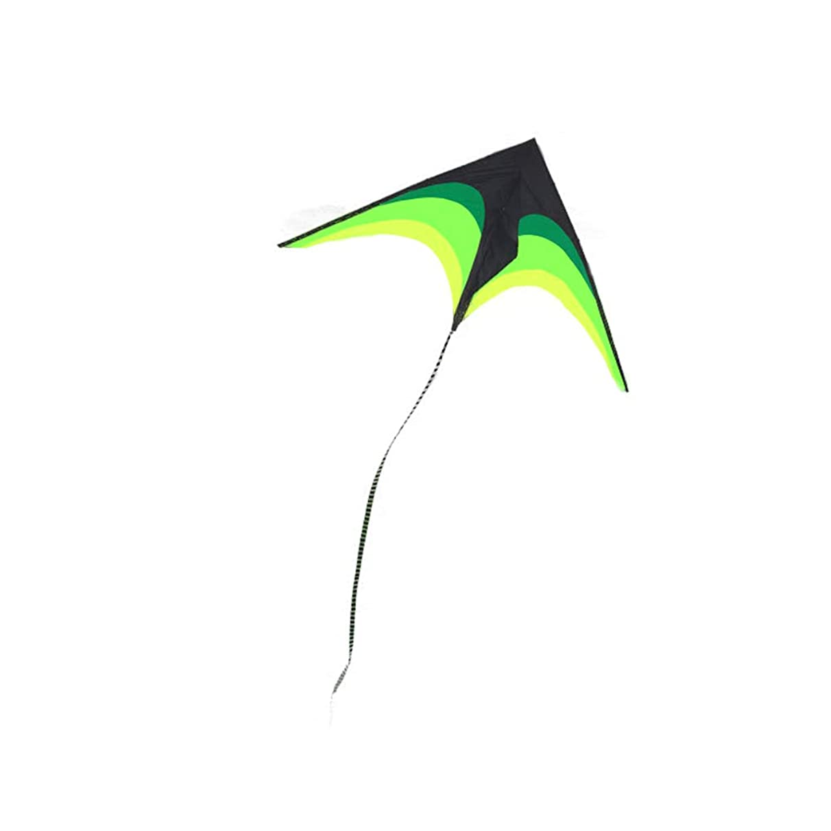 NYJRYBH Children's Huge Triangular Kite - 30m Long Tail - One of Outdoor Sports and Activity Toys - A Good Plan for an Unforgettable Summer Fun - This Magic Kit is Coming Soon