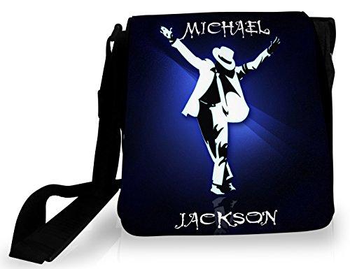 FS - Sacoche Michael Jackson Silouhette