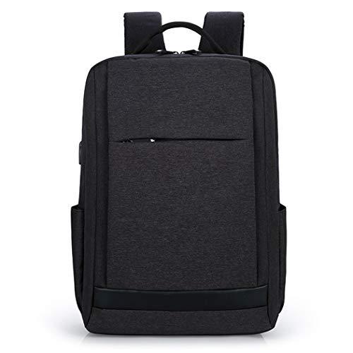 Lfny bagUltra Thin Business Mochila para portátil USB Anti Stealing