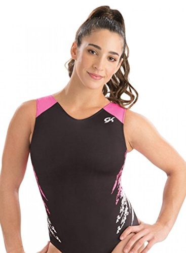 GK Elite 3809 – Pink Rival Workout leotard, Leotard