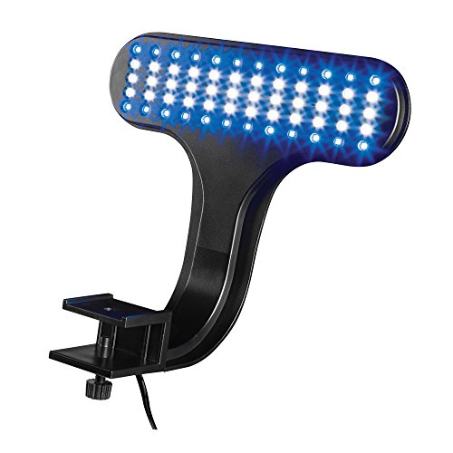 Coralife Marine Aquarium Clip-On LED Light
