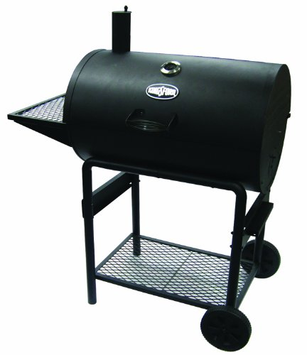 Kingsford GR1031-014984 Barrel Charcoal Grill, 30-Inch