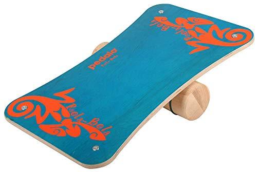 "pedalo® Rola-Bola ""Fun"" I Gleichgewichtstrainer I Balance Board I Koordination I Balancierbrett I Fun-Sport"