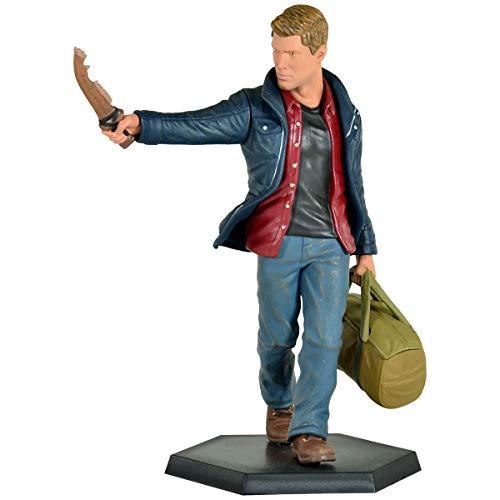 Action Figure Supernatural Dean Winchester Quantum Mechanix Multicores