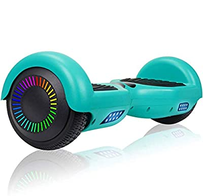 FLYING-ANT Hoverboard for Kids Two-Wheel Self Balancing Hoverboard Electric Scooter UL 2272 Certified 6.5 inch Self Balancing Scooter with Carry Bag