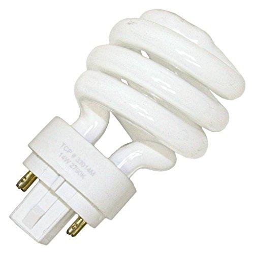 TCP 33014M Twist Pin Base CFL Bulb