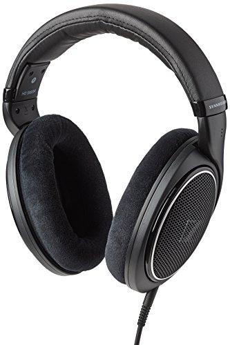 Sennheiser HD 598SR Over-Ear Headphone with Smart Remote - Black
