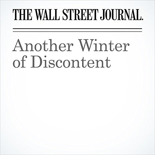 Another Winter of Discontent audiobook cover art