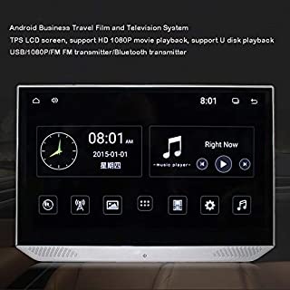 13.3inchCar Headrest Video Player, 1920X1080 IPS Touch Screen Headrest Monitors Car Videos Rear Entertainment System Suppo...