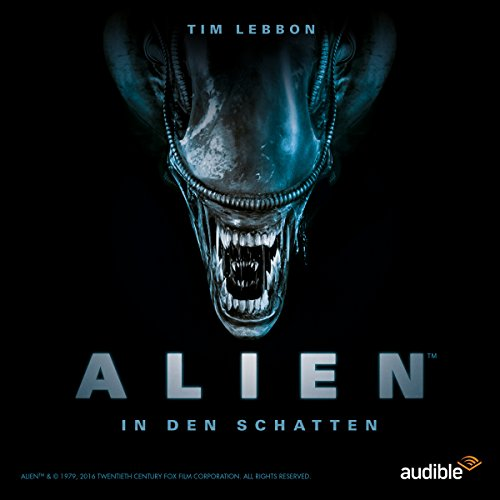 Couverture de ALIEN - In den Schatten: Die komplette 1. Staffel