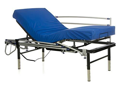 Ferlex - Cama articulada eléctrica geriátrica hospitalaria