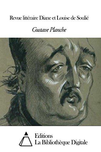 Revue littéraire Diane et Louise de Soulié (French Edition)