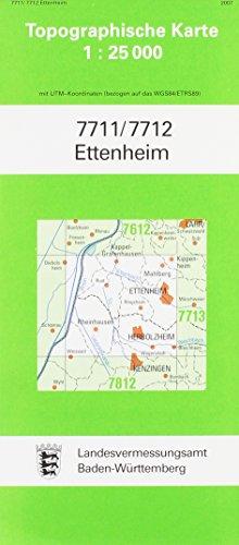 Ettenheim 1 : 25 000