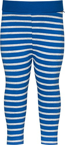 Playshoes Jungen Sport Legging Baby Ringel, Gr. 86 (Herstellergröße: 86/92), Mehrfarbig (original 900)