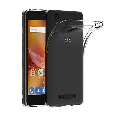 AICEK Funda ZTE Blade A452, ZTE Blade A452 Funda Transparente Gel Silicona ZTE...
