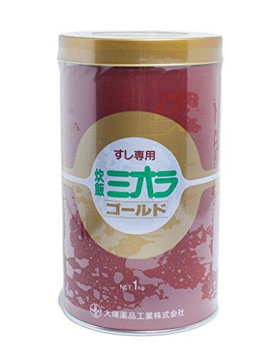 大塚薬品工業 すし専用 炊飯ミオラ ゴールド 1kg缶