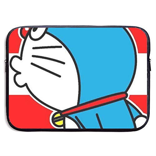 Hdadwy Doraemon Neoprene Water-Resistant for Laptop Sleeve Case Bag 13 inch